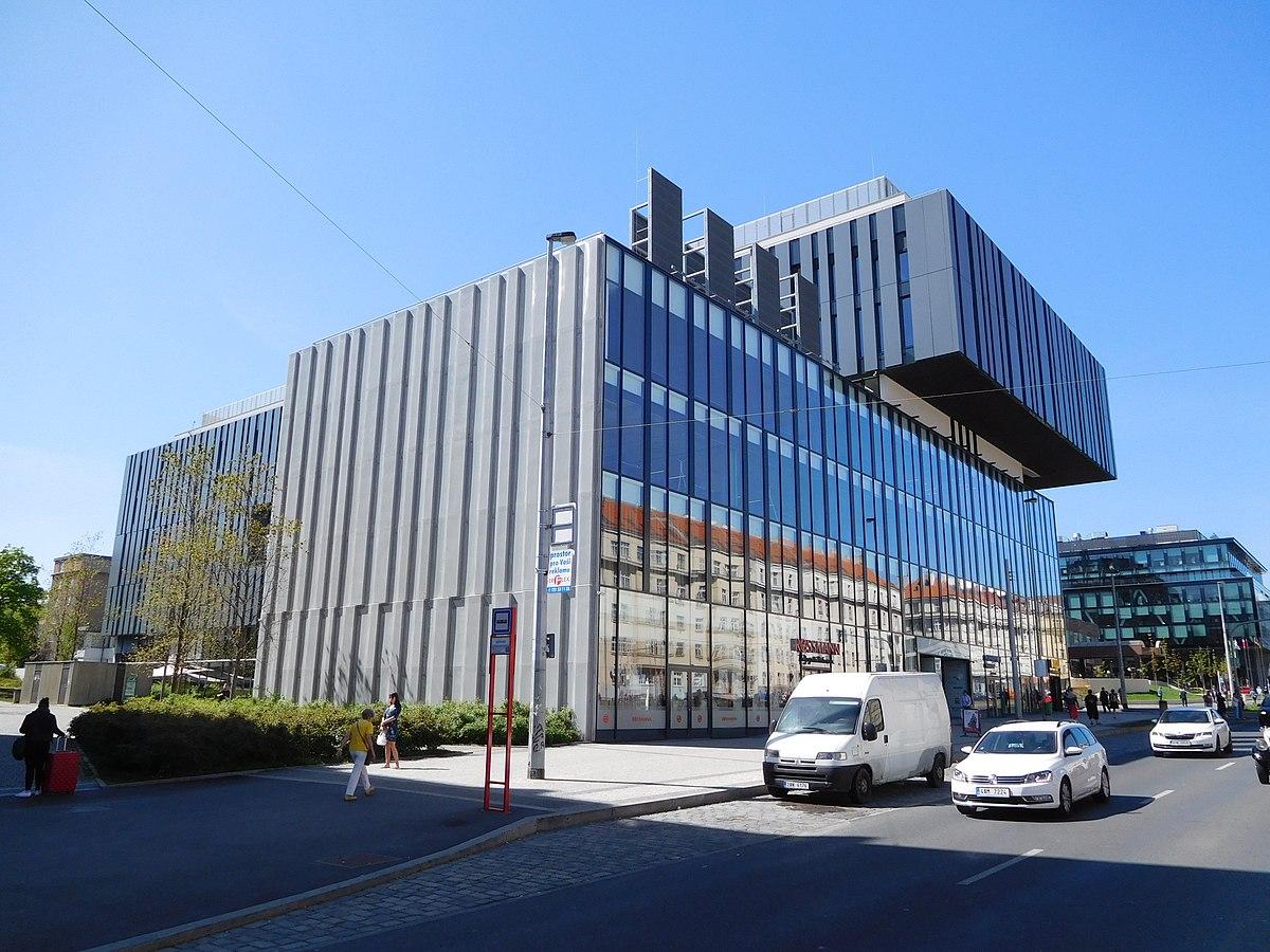 administrativní budova Blox