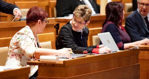 Senát schválil realitní zákon