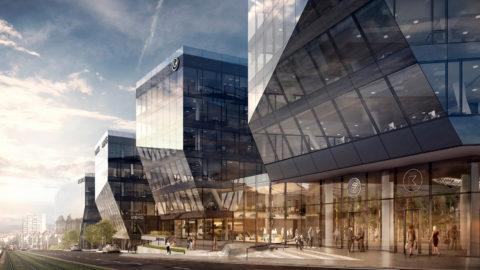 KKCG prodá centrum Bořislavka vPraze, jež nyní za miliardy staví