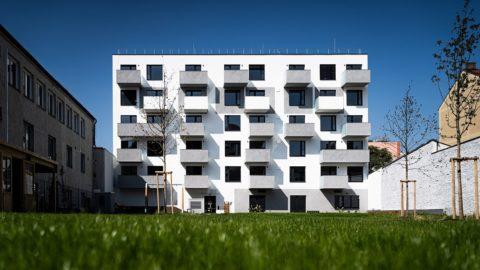 Trigema vyprodala bytový projekt NMN@Holešovice