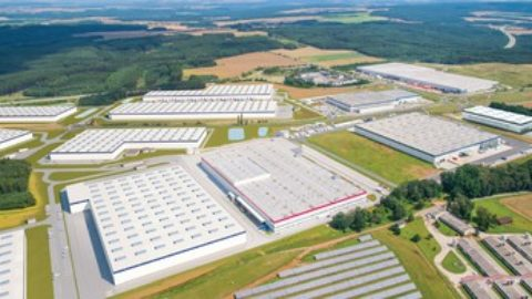 Průmyslová zóna vOstrově u Stříbra u D5 připravuje další expanzi
