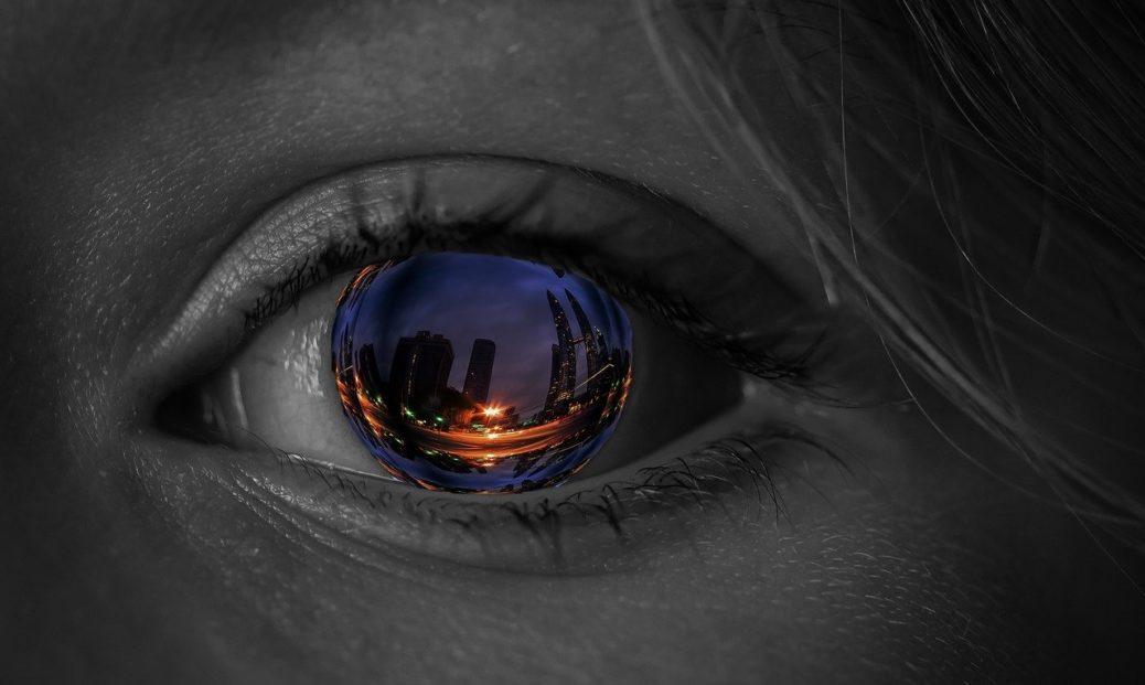 oko - město