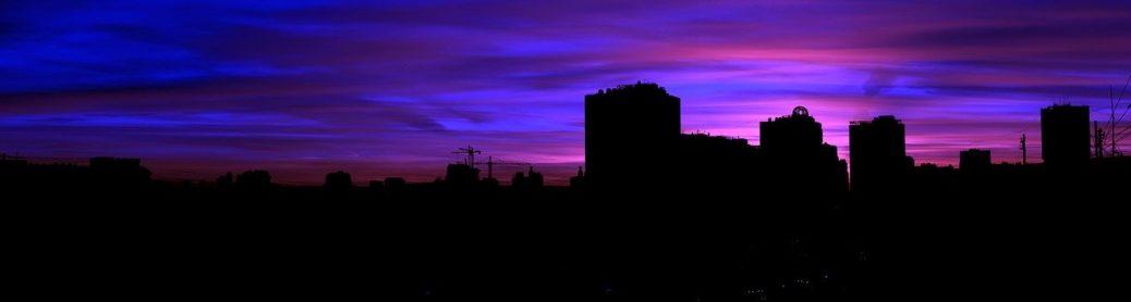 Město - panorama