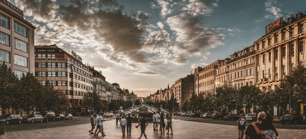 Praha, Václavské náměstí