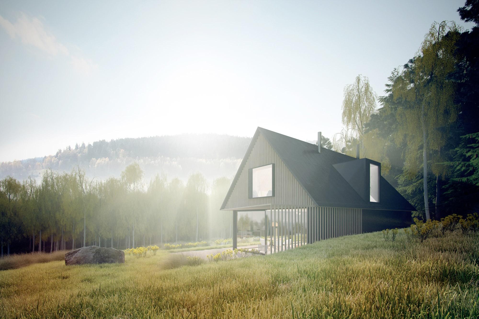 Český soběstačný dům
