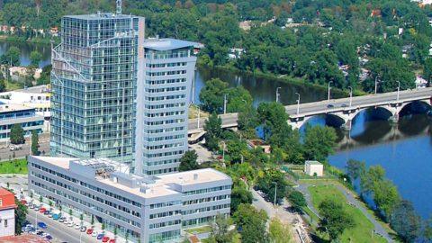 Komplex Lighthouse vPraze 7 koupil Star Capital Investments