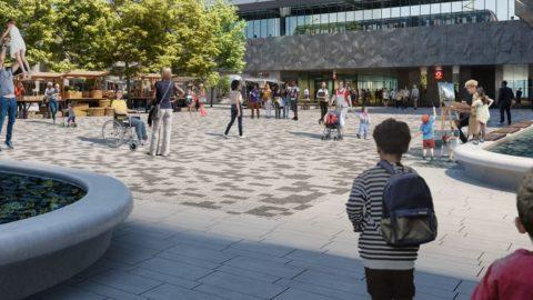 Finep postaví vPraze čtvrť Nový Opatov asi za pět miliard korun