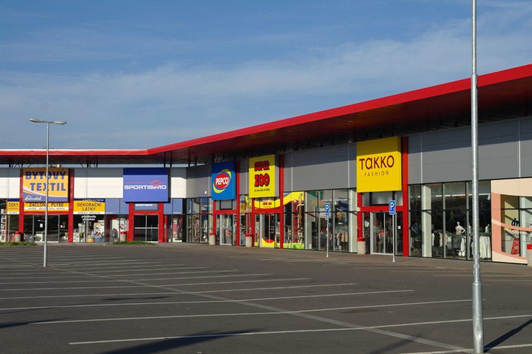 Retail Park Ivančice