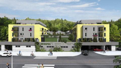 Ekospol dokončil první projekt letošního roku – prémiové Michelské zahrady