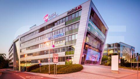 CBRE: Kancelářská budova Argo Alpha na Evropské třídě změnila majitele