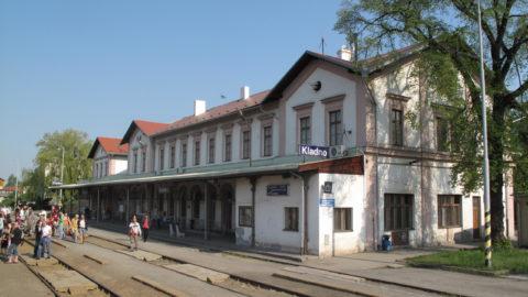 Nedaleko kladenského hlavního nádraží by mohla být nová čtvrť
