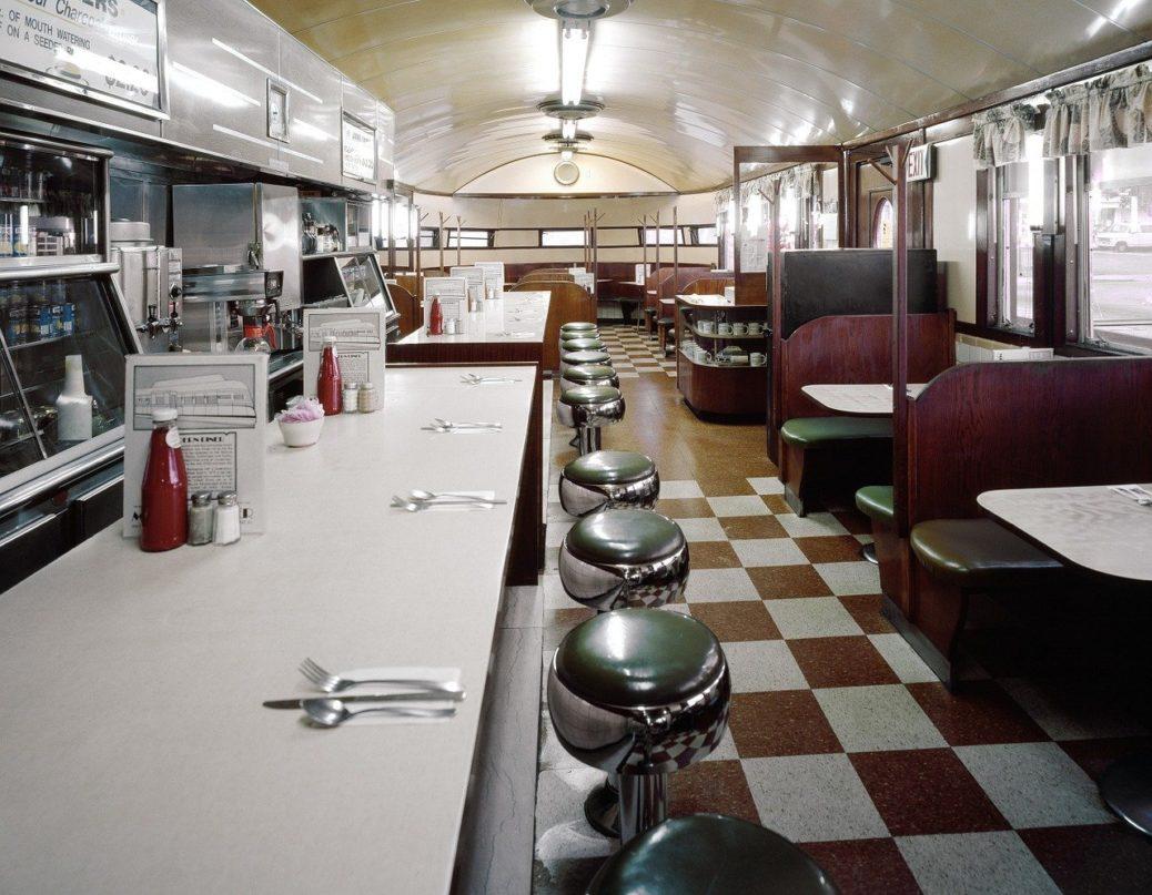 Prázdná restaurace - odklad nájmů