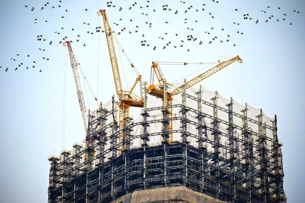 Development - nové lokality - výstavba