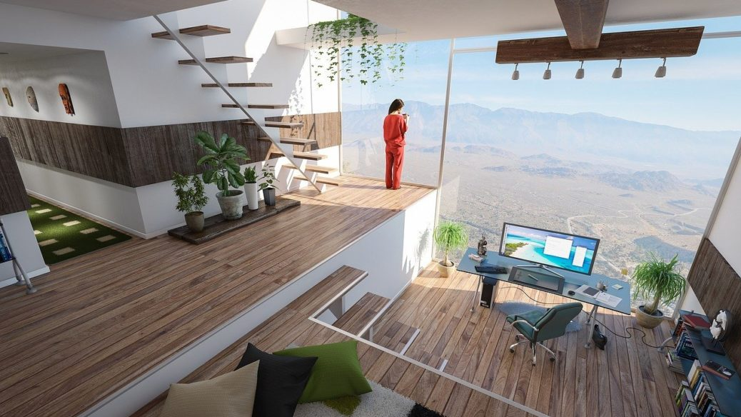Designový byt - reality - nemovitosti - realitní kaneláře