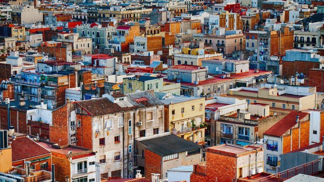 Domy - město - bydlení