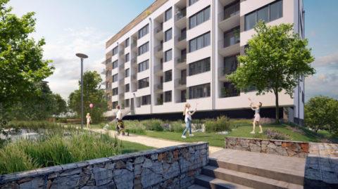 Nové byty vPraze na konci dubna meziročně zdražily o 8,4% na 125400 Kč/m2